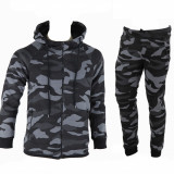 Trening gros toamna - iarna Camuflaj US Army Bluza si pantaloni conici Model Nou