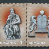 2013 Romania LP1990- Tablele Legii.Legile Lumii-MNH - Timbre Romania, Nestampilat