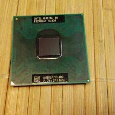 Procesor Laptop Intel Core 2 Duo P8400 2, 26 GHz, 2000-2500 Mhz, Numar nuclee: 2, Socket: 478