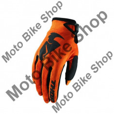 MBS Manusi motocross Thor Sector S8, portocaliu, XS, Cod Produs: 33304728PE