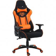 Scaun gaming Inaza Dreadnought ZERO Series Black / Orange