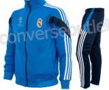 Trening toamna - iarna REAL MADRID - Bluza si pantaloni conici - Modele noi 1094, S