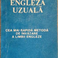 Engleza uzuala. Cea mai rapida metoda de invatare a limbii engleze - Carte dezvoltare personala