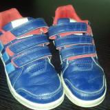ADIDASI BAIAT ADIDAS MAS 32 - Adidasi copii, Culoare: Albastru