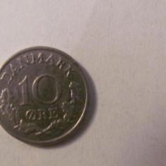 CY - 10 ore 1969 Danemarca