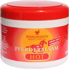 HERBAMEDICUS CREMA BALSAM HOT 500ML