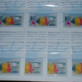 Bancnote 2000 lei - eclipsa- pliant seria 001A - Bancnota romaneasca