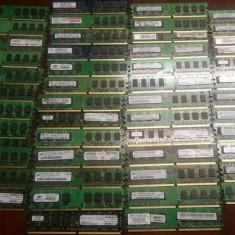 Memorie Ram 1 Gb DDR2 / 667 Mhz / PC2-5300U / TESTATE, DDR 2