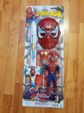 Set Spiderman masca + accesorii