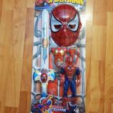 Set Spiderman masca + accesorii - Costum petrecere copii