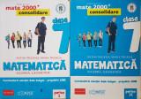 MATEMATICA ALGEBRA GEOMETRIE CLASA A VII-A - Negrila (2 volume) Consolidare