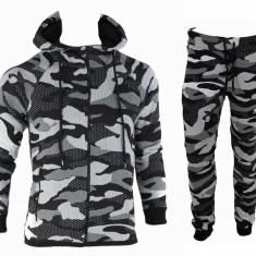 Trening gros toamna - iarna Camuflaj US Army Bluza si pantaloni conici Model Nou - Trening barbati Nike, Marime: S, L, Culoare: Din imagine