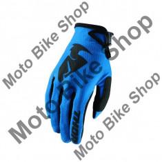 MBS Manusi motocross Thor Sector S8, albastru, M, Cod Produs: 33304718PE