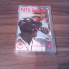 CASETA AUDIO PATO BANTON-COLLECTIONS 1994 RARA!!!!ORIGINALA - Muzica Reggae, Casete audio