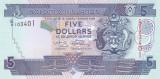 Bancnota Insulele Solomon 5 Dolari (2008) - P26 UNC ( serie C/4 )