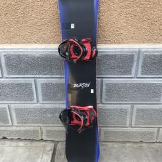 Placa snowboard Burton Process 157cm cu legaturi Burton - Placi snowboard