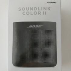 BOSE Soundlink Color Speaker II Black SIGILAT !