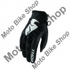 MBS Manusi motocross Thor Sector S8, negru, L, Cod Produs: 33304713PE