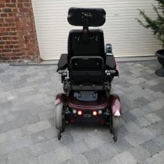 Carucior Electric - Scaun cu rotile