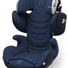 Scaun auto cu Isofix Kiddy Cruiserfix 3 Night Blue - Grupa 15-36 kg - Scaun auto copii Kiddy, 2-3 (15-36 kg)