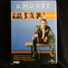 Dr. House -season 1 - Film serial Altele, Drama, DVD, Franceza