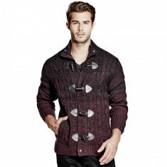 Cardigan GUESS Arturo - Bluza, Sfeter GUESS - Bluze Barbati - 100% AUTENTIC - Bluza barbati Guess by Marciano, Marime: L, Culoare: Din imagine, Bumbac