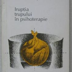 Richard Meyer - Iruptia Trupului In Psihoterapie - Carte Psihiatrie