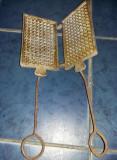 Forma aluminiu de prajituri tip fagure,matrita/forma veche de prajituri,T.Gratui