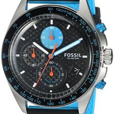 Fossil CH2859 ceas barbati nou100% original.In stoc - Livrare rapida. - Ceas barbatesc Fossil, Casual, Quartz, Inox, Cauciuc, Cronograf