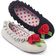 Papuci de casa ROX Merletto - Papuci dama