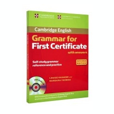 Cambridge Grammar for First Certificate (2nd Edition) with Answers and Audio CD - Certificare