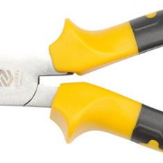 Cleste combinat ascutit doua culori 160 mm VOREL - Patent/Cleste