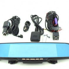 Sistem Navigatie Mirror DVR cu ANDROID AL-170717-1 - Camera video auto