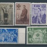 1935 Romania, LP 110 -O E T R- MNH - Timbre Romania, Nestampilat