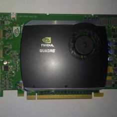 Placa video 512 Mb / 128 Bit PCI Expres / Nvidia Quadro FX 580 / DDR3 HDMI (61A) - Placa video PC NVIDIA, PCI Express