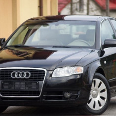 Audi A4 2.0 TDI, An Fabricatie: 2004, Motorina/Diesel, 169250 km, 1989 cmc