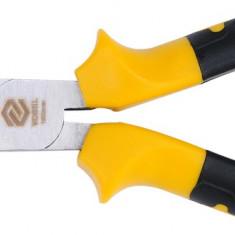Cleste cu varf rotund 160 mm VOREL - Patent/Cleste