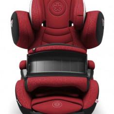 Scaun auto cu Isofix Kiddy PhoenixFix 3 Ruby Red - 9-18 kg - Scaun auto copii Kiddy, 1 (9-18 kg)