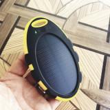 Baterie Externa Solara 5000 mAh - pentru