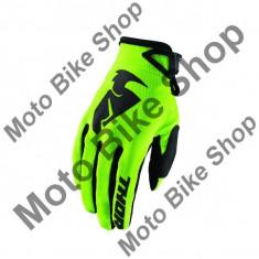 MBS Manusi motocross Thor Sector S8, verde, L, Cod Produs: 33304725PE