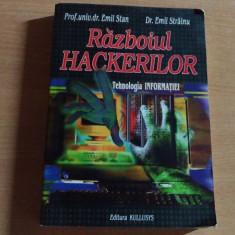 RAZBOIUL HACHERILOR-PROF.UNIV.DR.EMIL STAN-DR.EMIL STRAINU