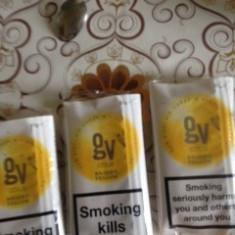 Tutun pentru rulat Golden Virginia-GV Bright Yellow-4x 50 grame--