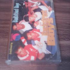 CASETA AUDIO  BACKSTREET BOYS ORIGINALA METROPOL, Casete audio