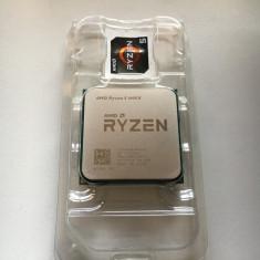 Procesor AMD Ryzen 1600X 3.6 GHZ AM4 Tray (6 nuclee) - Procesor PC AMD, Numar nuclee: 6, Peste 3.0 GHz