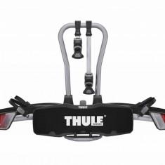 Suport biciclete Thule EasyFold 932 cu prindere pe carligul de remorcare Grand Luggage - Bare Auto longitudinale