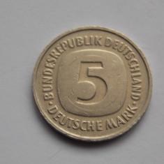 5 DEUTSCHE MARK 1985-G, Europa