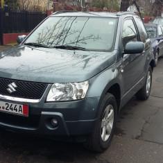 Suzuki Grand Vitara, An Fabricatie: 2007, Motorina/Diesel, 170000 km, 1870 cmc
