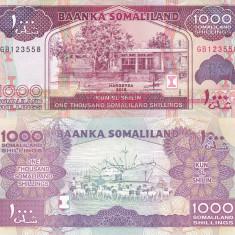 Somaliland 1 000 Shilings 2015 UNC