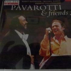 Pavarotti & frieds - cd, decca classics