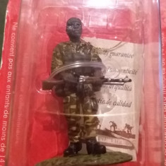 Soldat din plumb Reconnaissance Commando South Africa - Frontline scara 1:32